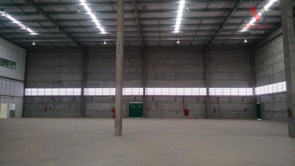 galpão novo com :3.125m2 de terreno, 2.950m2 de construção, 2.000m2 de armazém, 500m2 de escritorios e...