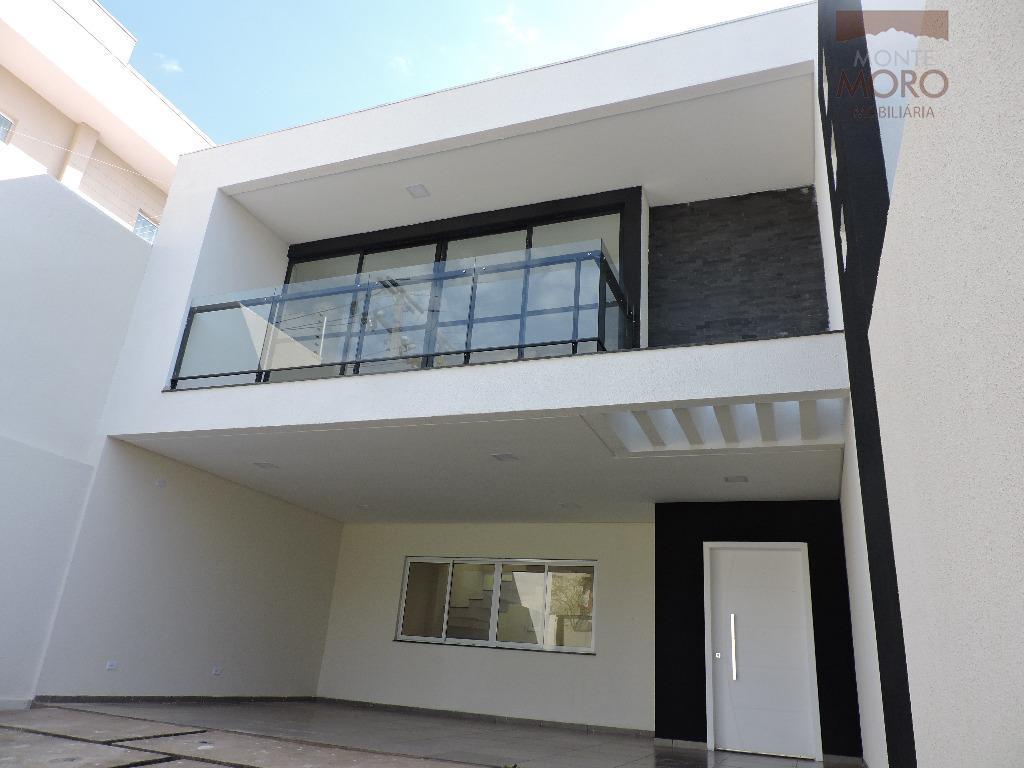 Sobrado residencial à venda, Jardim Cláudia, Foz do Iguaçu.