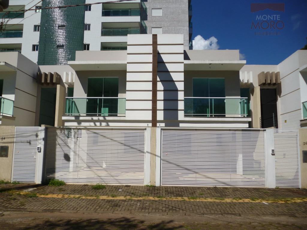 Sobrado residencial à venda, Vila Maracanã, Foz do Iguaçu.