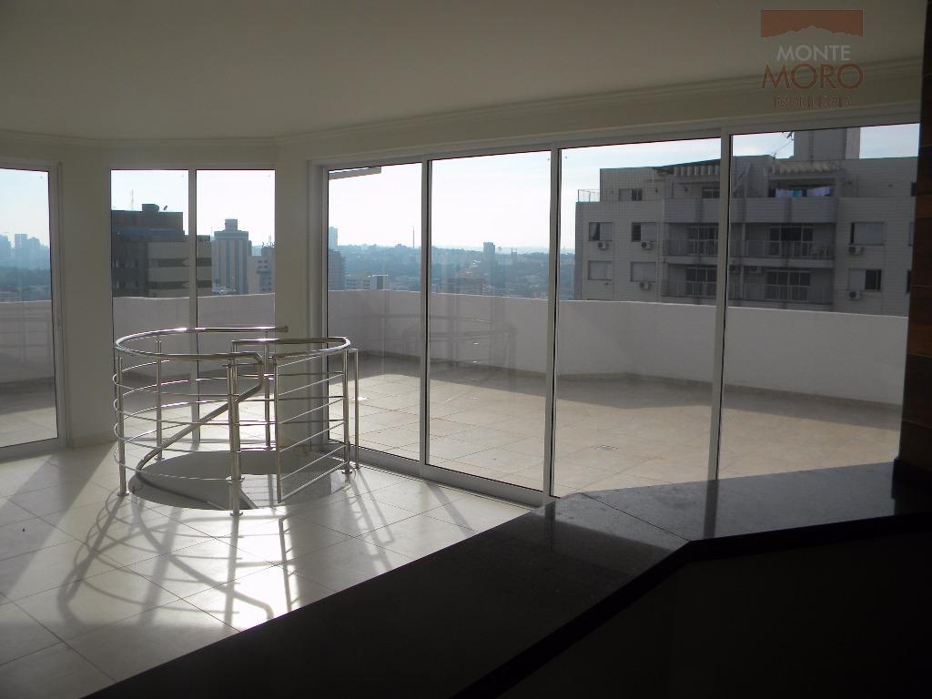 Apartamento Duplex residencial à venda, Centro, Foz do Iguaçu.