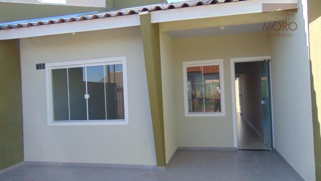 casa nova no jardim ipê iiicasa nova podendo ser financiada pelo minha casa minha vida, ou...