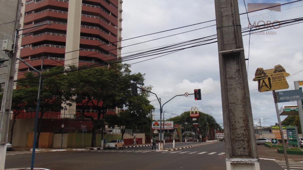 Apartamento residencial para locação, Centro, Foz do Iguaçu.