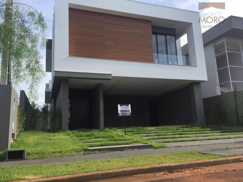 Sobrado residencial à venda, Jardim das Laranjeiras, Foz do Iguaçu.