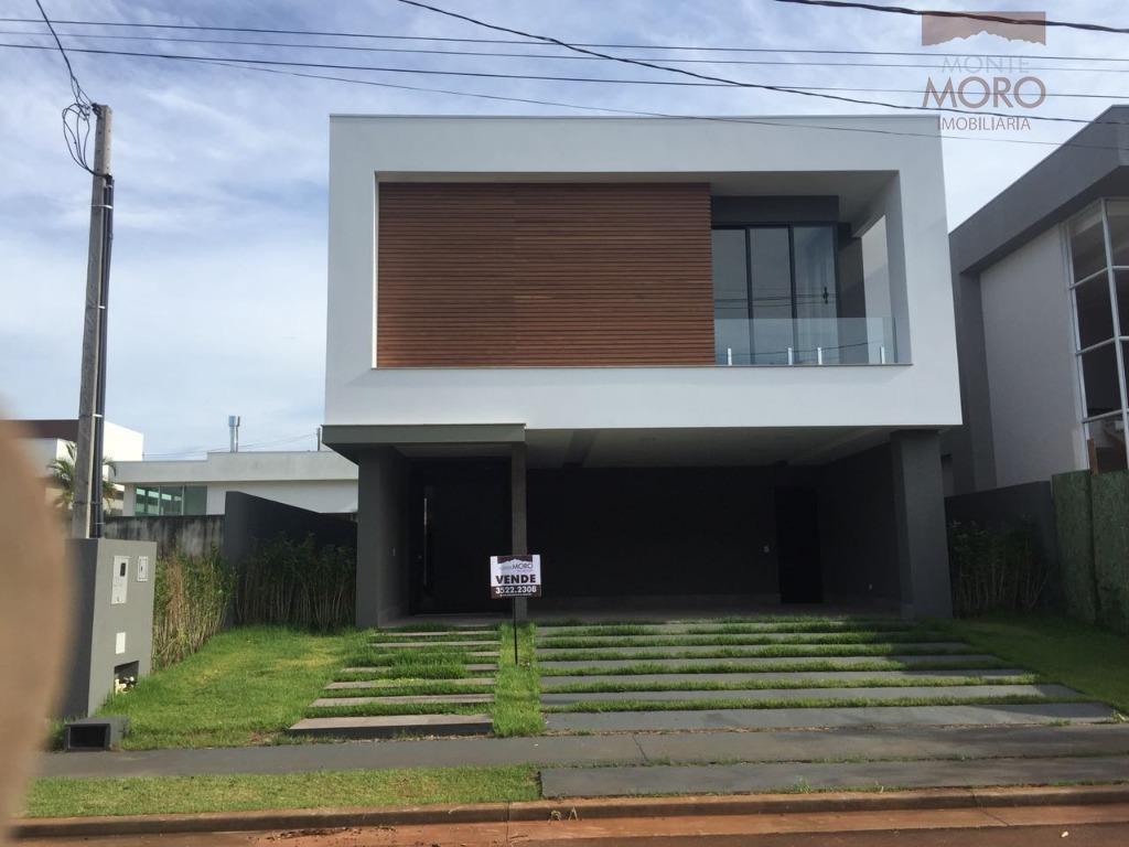 abaixo um resumo dos benefícios da residência unifamiliar nova, de fino acabamento, arquitetura moderna e com...