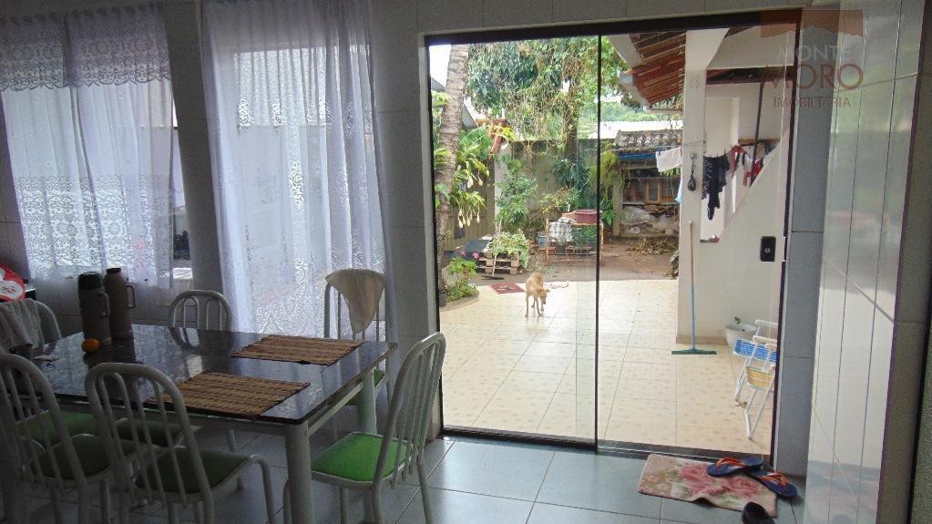 Sobrado residencial à venda, Jardim Curitibano III, Foz do Iguaçu.