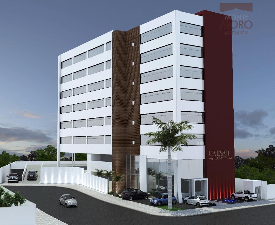 Sala comercial para venda e locação, Jardim Polo Centro, Foz