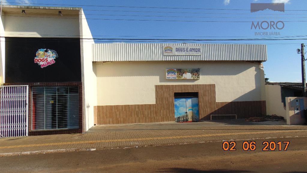 Sala comercial à venda, Jardim das Flores, Foz do Iguaçu.
