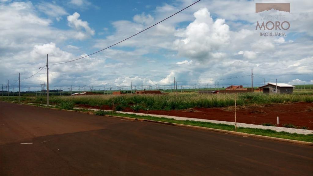 Terreno residencial à venda, Jardim das Oliveiras, Foz do Ig