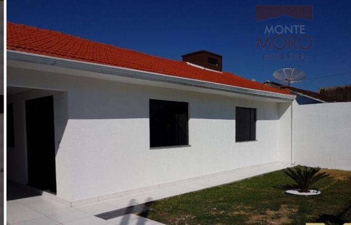 Casa residencial à venda, Conjunto Habitacional Parque Imperatriz, Foz do Iguaçu.