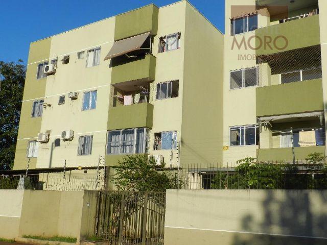 Apartamento residencial à venda, Jardim São Paulo II, Foz do