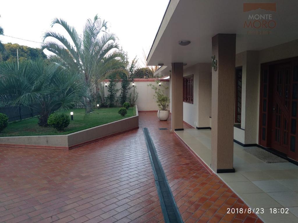 Casa residencial à venda, Conjunto A, Foz do Iguaçu.