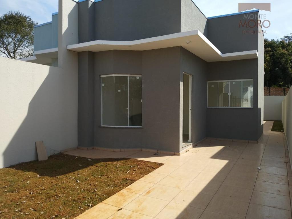Casa residencial à venda, Jardim Alice II, Foz do Iguaçu.
