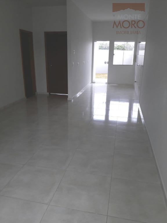 Casa residencial à venda, Jardim Ipê III, Foz do Iguaçu.