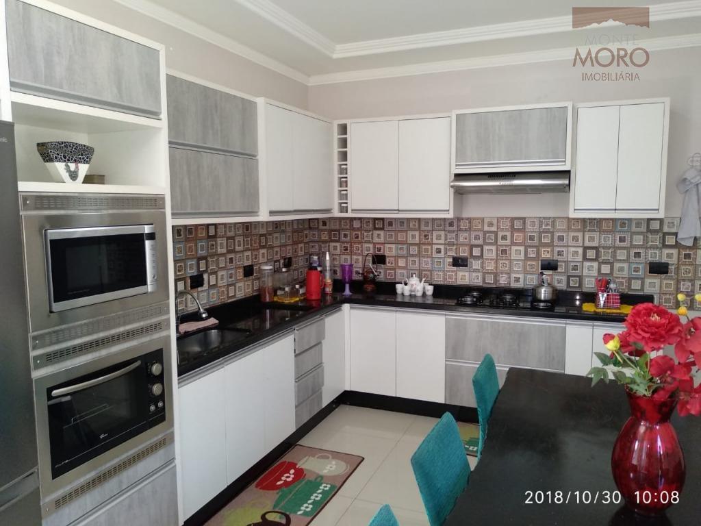 Casa residencial à venda, Loteamento Nova Esperança, Foz do Iguaçu.