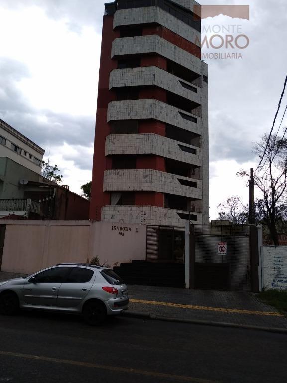 Apartamento DUPLEX de cobertura a venda no Edifício Isadora, região central de Foz do Iguaçu