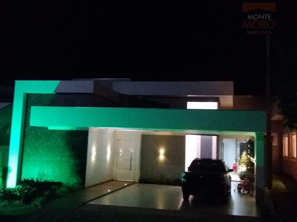 Casa com 3 dormitórios à venda, 177 m² por R$ 700.000 - Conjunto A - Foz do Iguaçu/PR