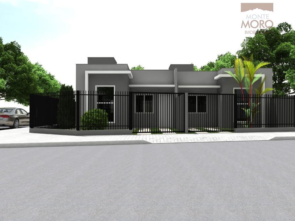 Casa com 2 dormitórios à venda, 45 m² por R$ 140.000 - Loteamento Jardim Nova Andradina - Foz do Iguaçu/PR