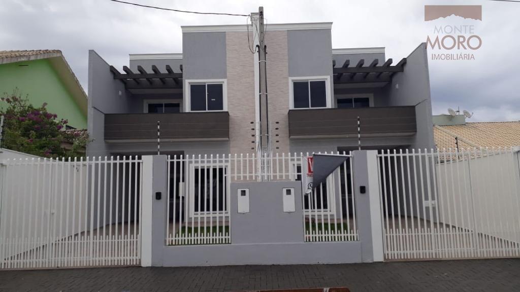 Sobrado com 3 dormitórios à venda, 150 m² por R$ 450.000 - Jardim Ipê - Foz do Iguaçu/PR