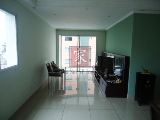 Apartamento residencial à venda, Vila Clementino, São Paulo - AP1197.
