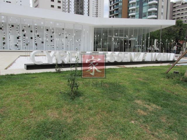 Cobertura residencial à venda, Moema, São Paulo - CO0068.