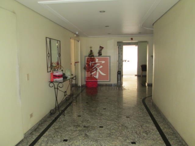 Apartamento residencial à venda, Saúde, São Paulo - AP2293.