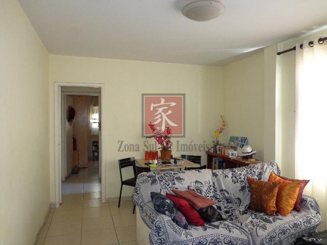 Apartamento residencial à venda, Moema, São Paulo - AP1739.