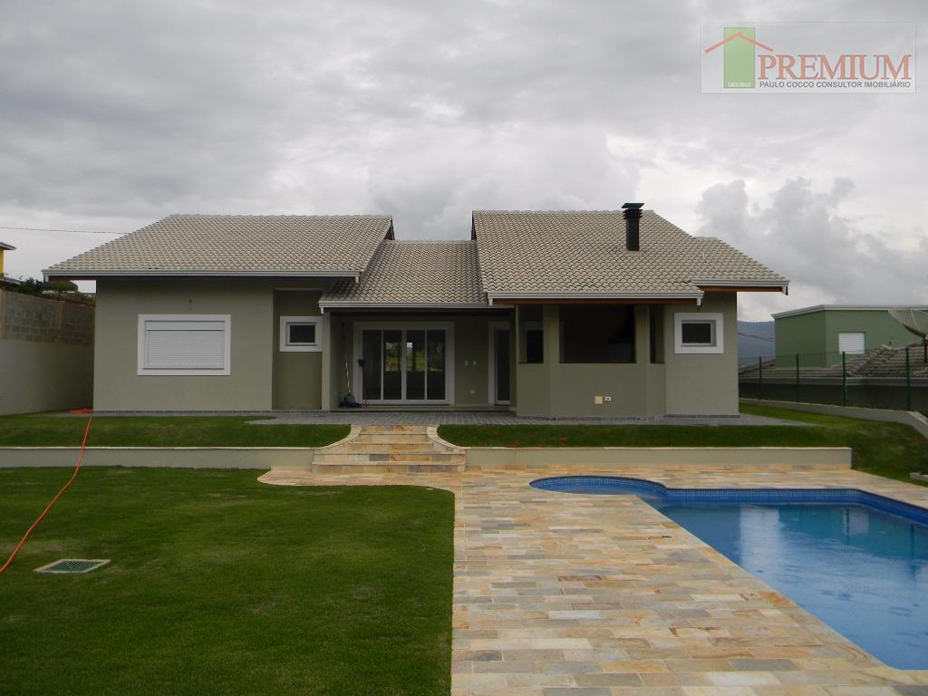 Casa em Atibaia em condomínio para venda