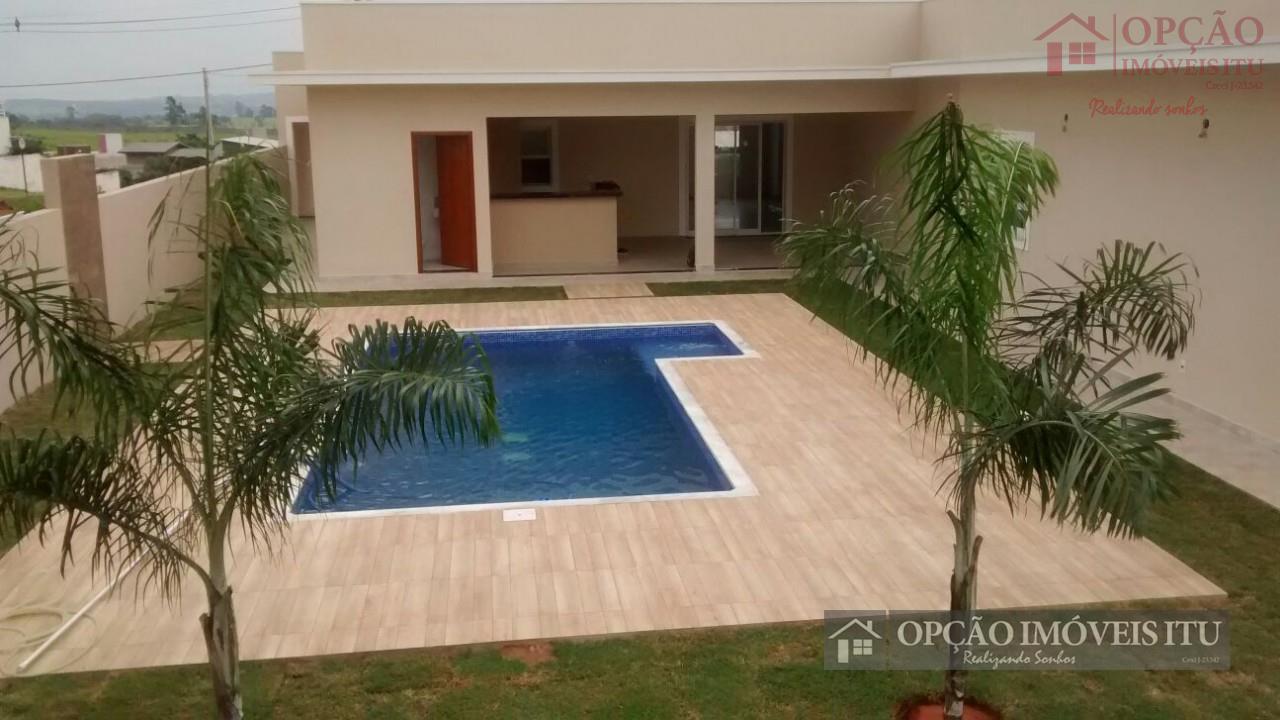 Casa residencial à venda, Condomínio Xapada Parque Ytu, Itu - CA0735.
