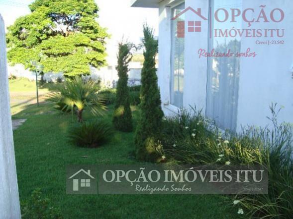 Casa residencial à venda, Condomínio Palmeiras Imperiais, Salto - CA0768.