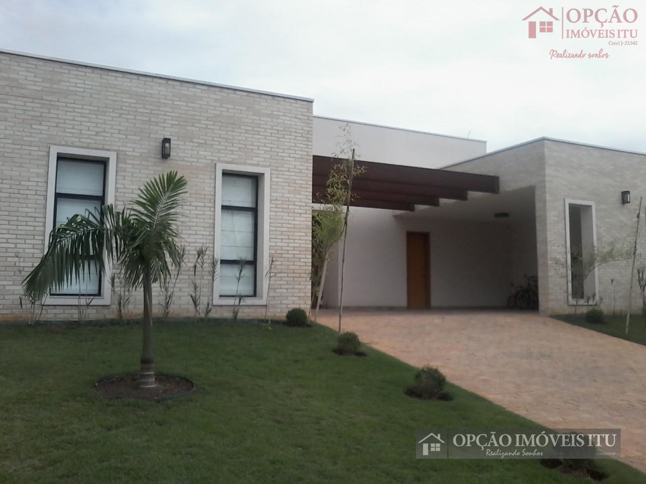 Casa residencial à venda, Condominio Fazenda Palmeiras Imperiais, Salto - CA0763.