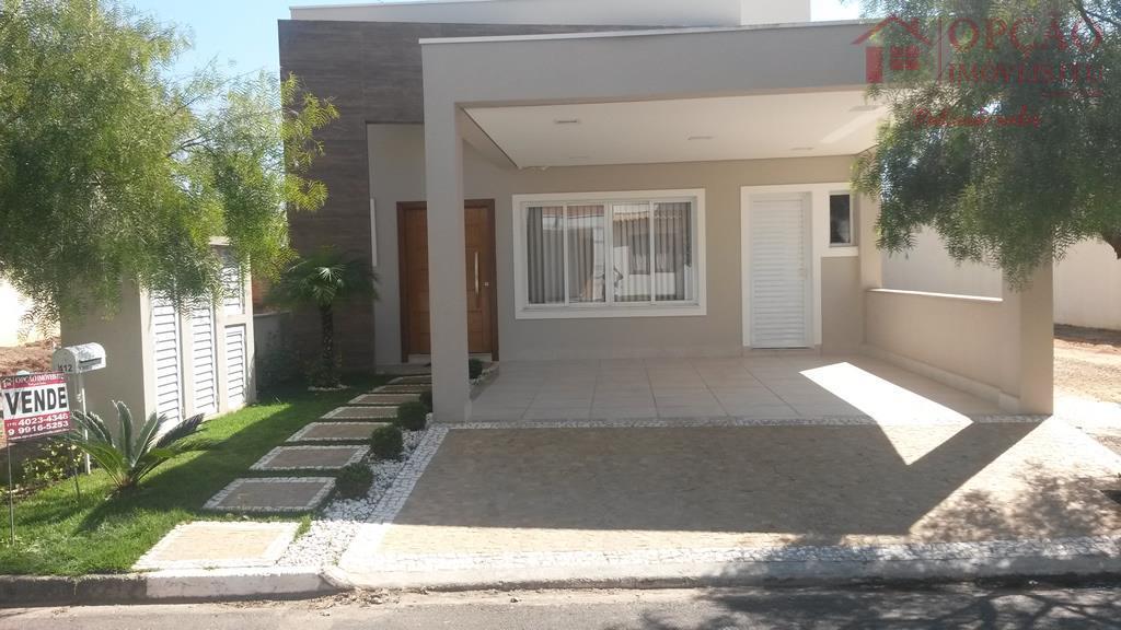 Casa residencial à venda, Condomínio Aldeia de España, Itu - CA0722.