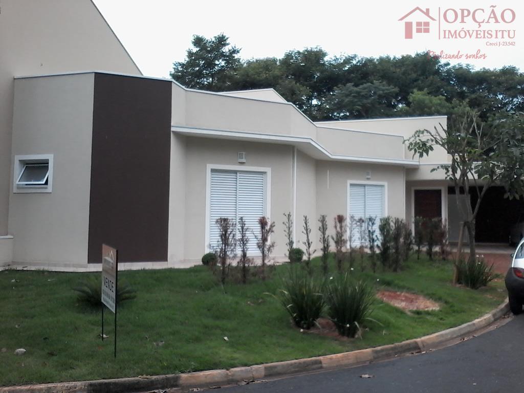 Casa residencial à venda, Condomínio Aldeia de España, Itu - CA0776.