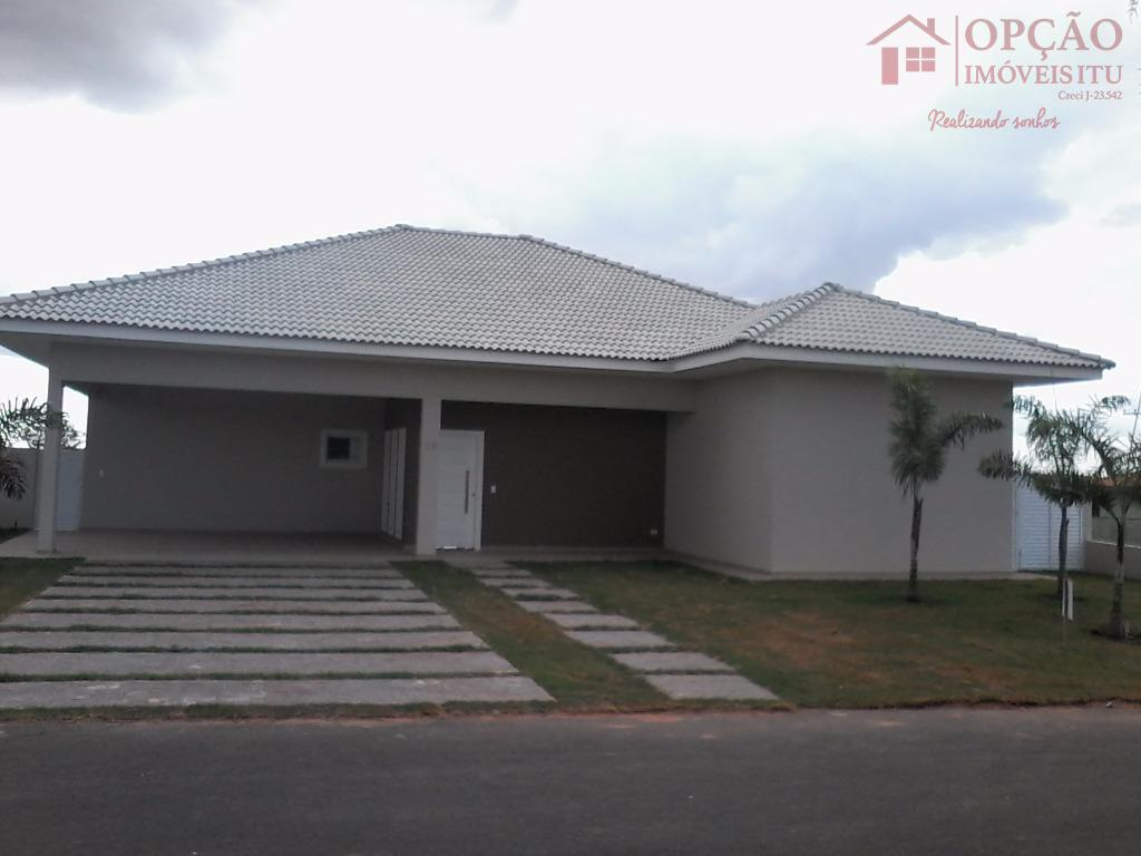 Casa  residencial à venda, Condominio Fazenda Palmeiras Imperiais, Salto.