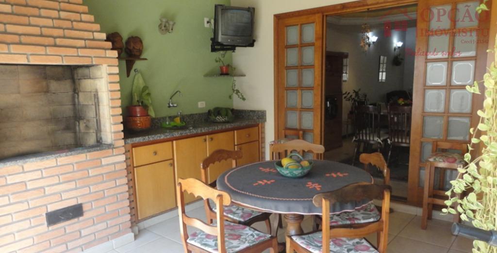Casa  residencial à venda, Condomínio Portal de Itu II, Itu.