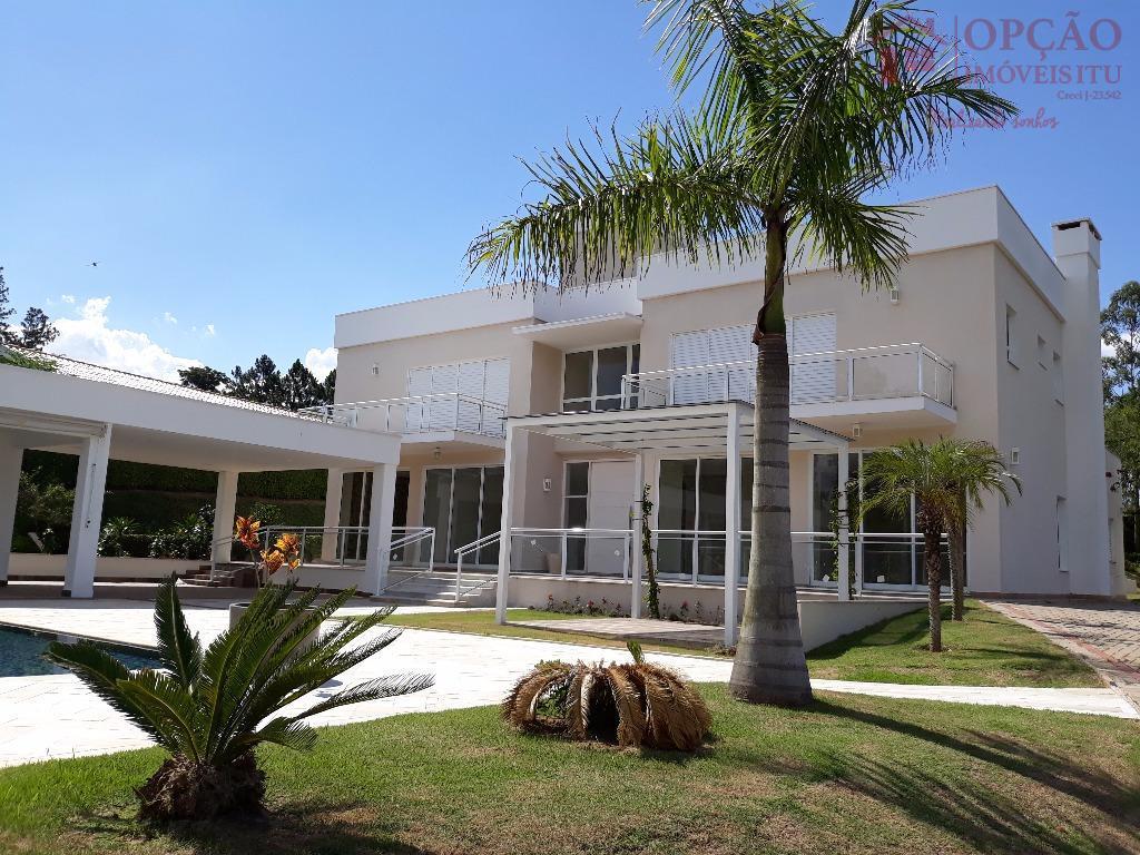 Casa residencial à venda, Fazenda Vila Real de Itu, Itu - CA0422.