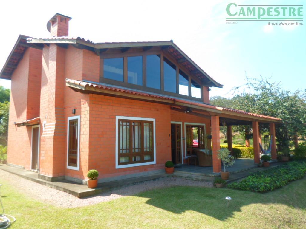Casa residencial à venda, Clube de Campo Valinhos, Valinhos - CA0355.