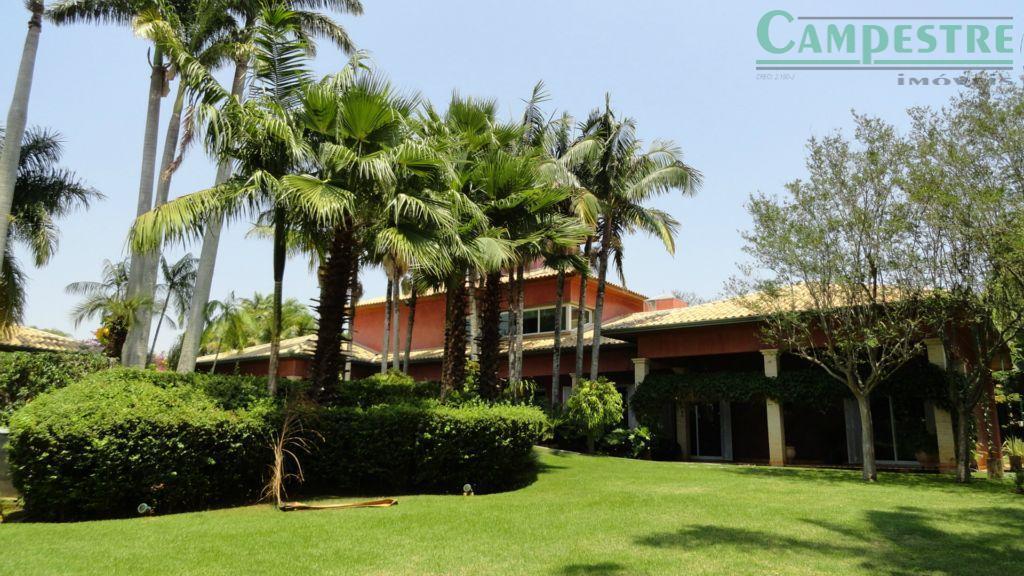 Casa residencial à venda, Condomínio Village Sans Souci, Valinhos - CA0637.