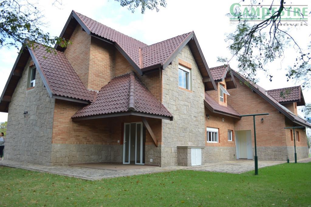 Casa residencial à venda, Condomínio Vila D'este , Valinhos - CA0735.