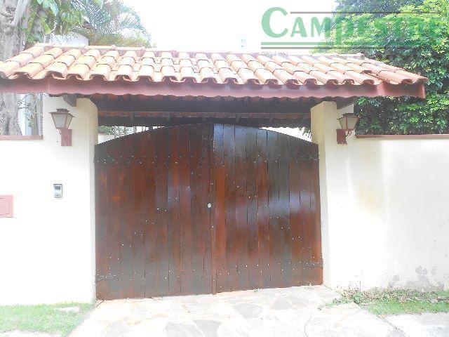 Casa residencial para venda e locação, Parque Residencial Maison Blanche, Valinhos - CA0737.