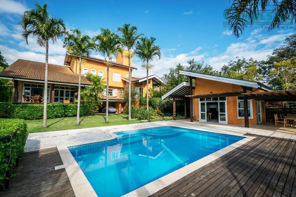 Casa residencial à venda, Condomínio Moinho do Vento, Valinhos - CA0792.