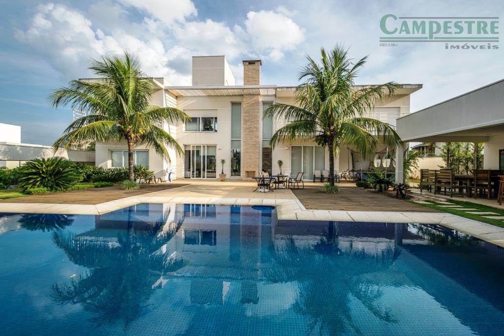 Casa residencial à venda, Condomínio Moinho do Vento, Valinhos - CA0800.
