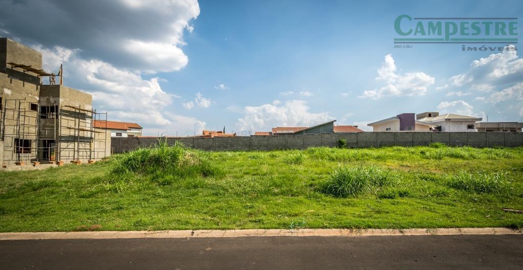 Terreno residencial à venda, Condomínio Residencial Mont' Alcino, Valinhos - TE0268.