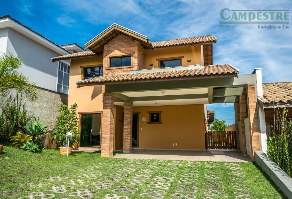 Casa residencial à venda, Condomínio Terras de São Francisco, Vinhedo - CA0447.
