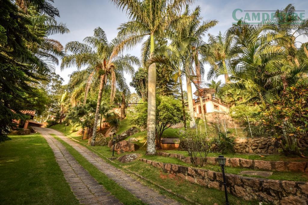Chácara residencial à venda, Chácara Alpina , Valinhos - CH0033.
