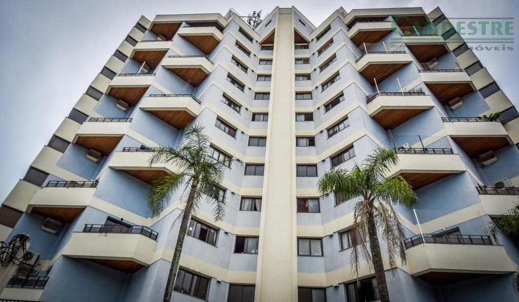 Apartamento residencial à venda, Centro, Vinhedo - AP0479.