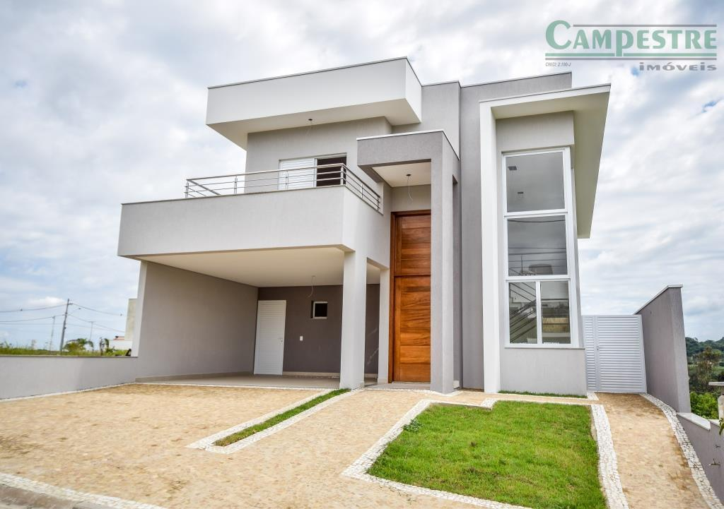 Casa residencial à venda, Condomínio Vita Verdi, Valinhos - CA0908.