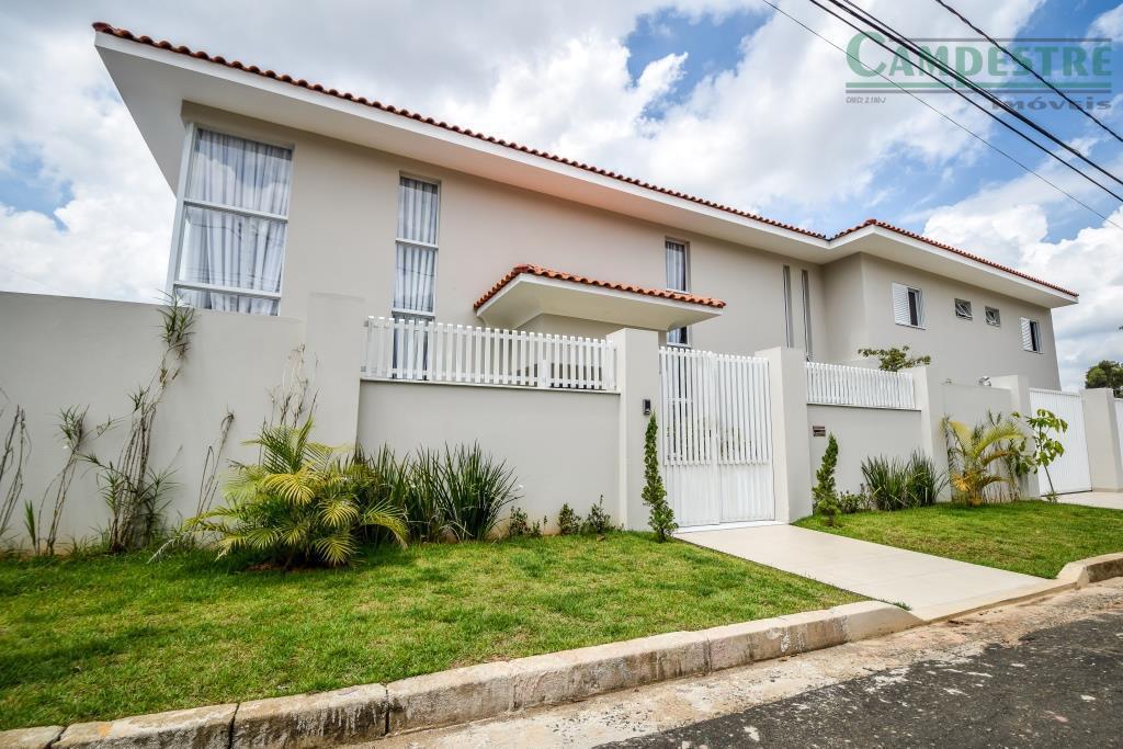 Casa residencial à venda, Parque Terranova, Valinhos - CA0866.