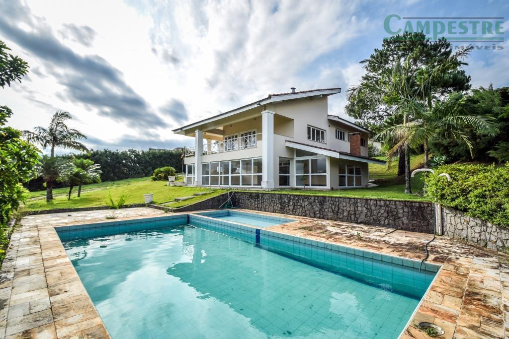 Casa residencial para venda e locação, Condomínio Village Sans Souci, Valinhos - CA0275.