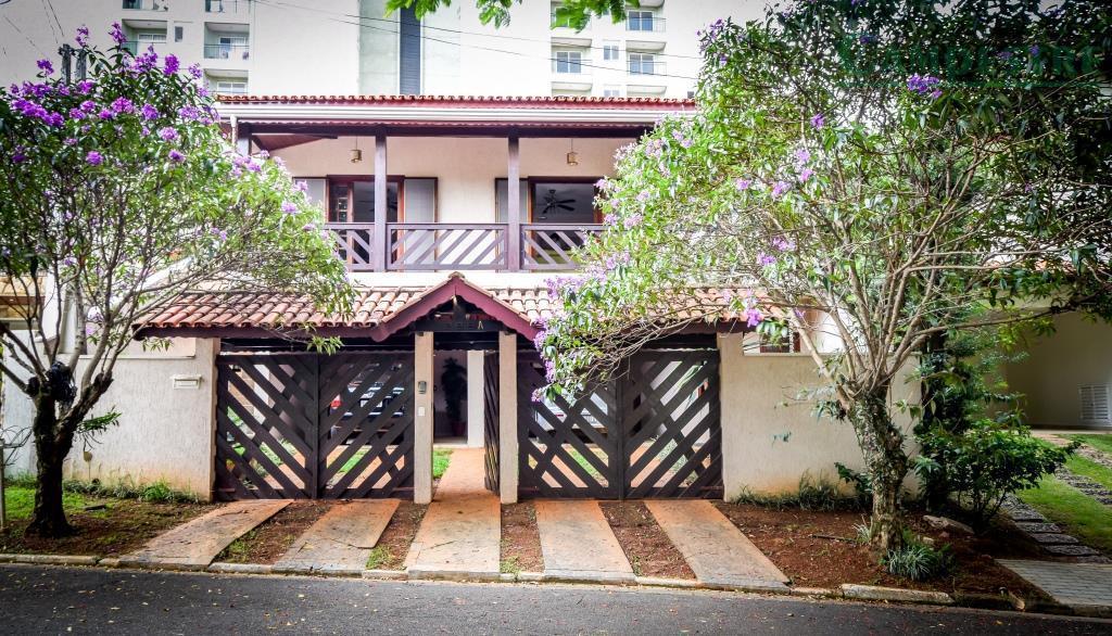 Casa residencial à venda, Parque Residencial Maison Blanche, Valinhos - CA0925.