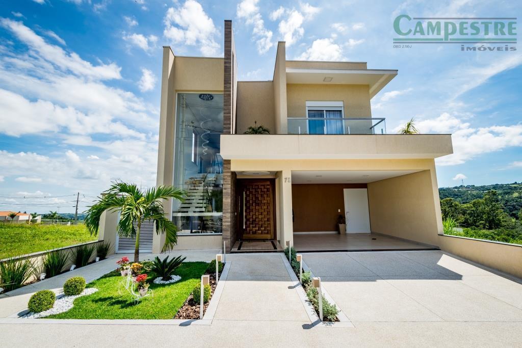 Casa residencial à venda, Condomínio Vita Verde, Valinhos - CA0961.